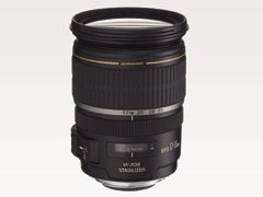EF-S17-55mm F2.8 IS USM